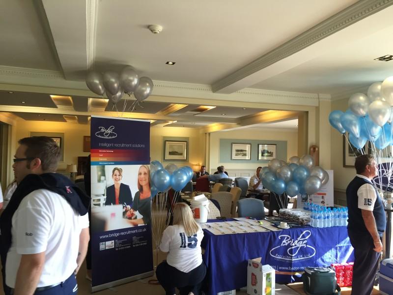 Bridge Recruitment 2019 Golf Day